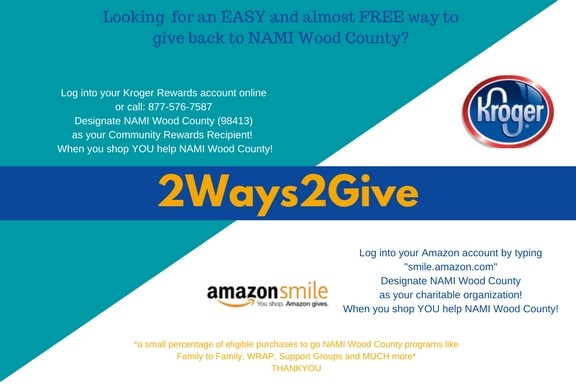 Kroger Ways to Give