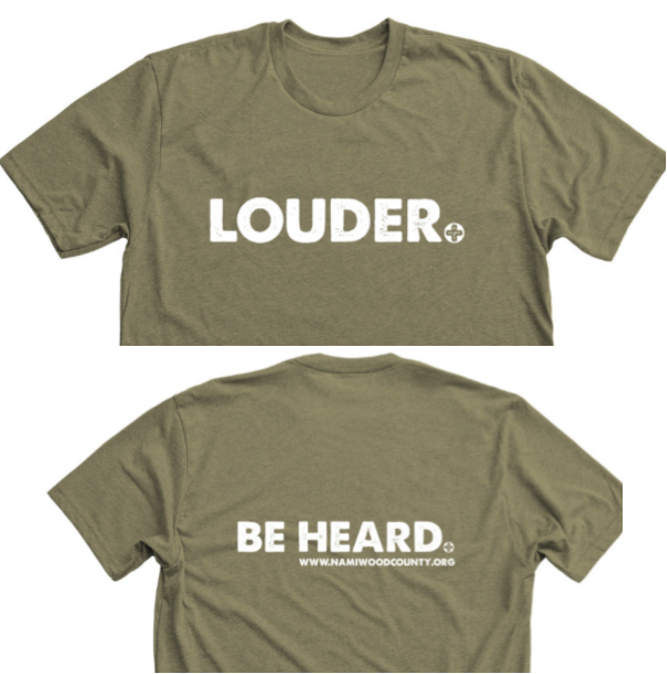 Nami Shirts for Fall Louder Be Heard